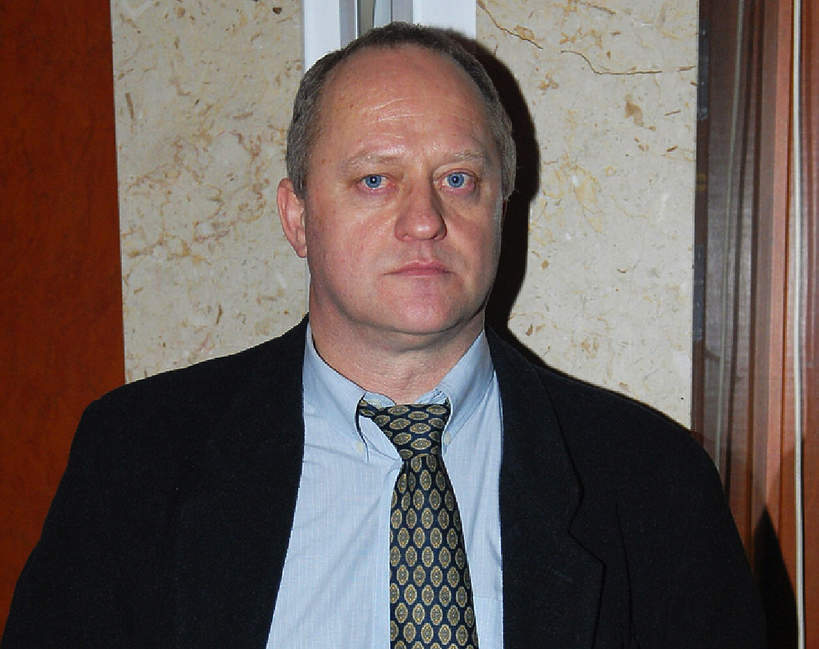 Edward Żentara, Telekamery 2007, 22.01.2007 rok