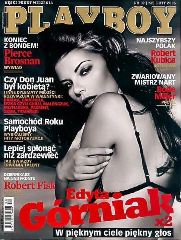 Edyta Górniak, Playboy