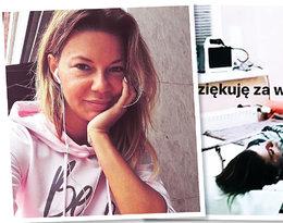 Edyta Górniak już po operacji! Artystka zrelacjonowała przebieg zabiegu na Instagramie. Jaki jest jej stan zdrowia?