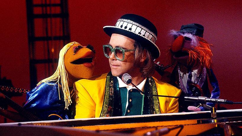 Elton John main topic