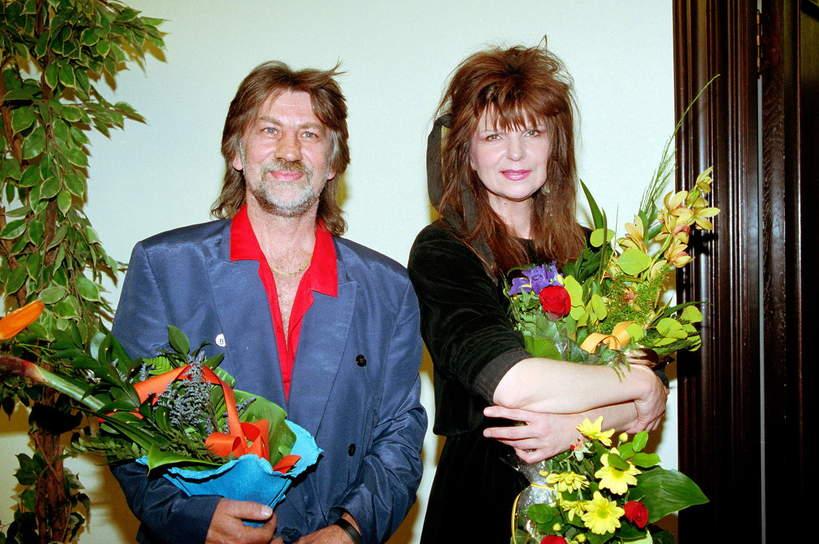 Elżbieta Dmoch, Cezary Szlązak, 2 + 1, 2 plus 1, Dwa Plus jeden, 11.10.1998 rok