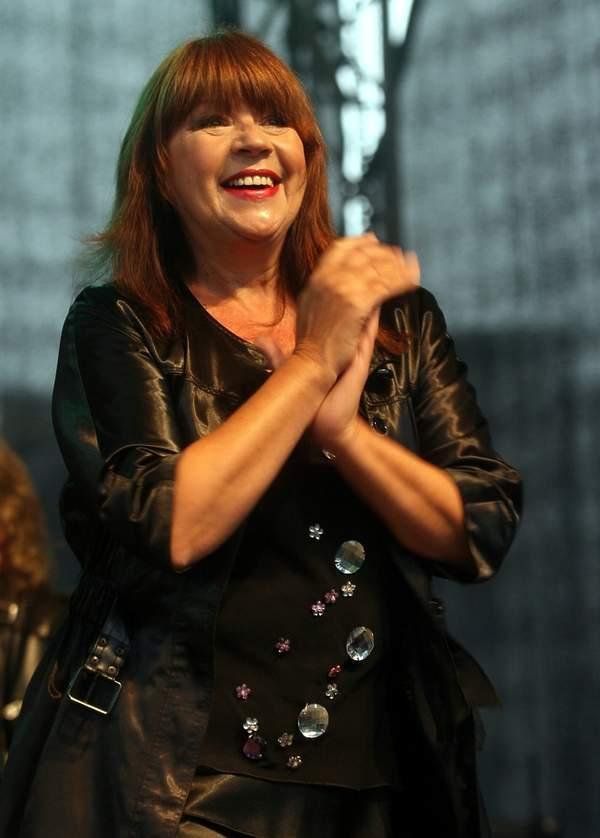 Urszula Blaszyńska, wokalistka 2 plus 1, 05.09.2010 r.