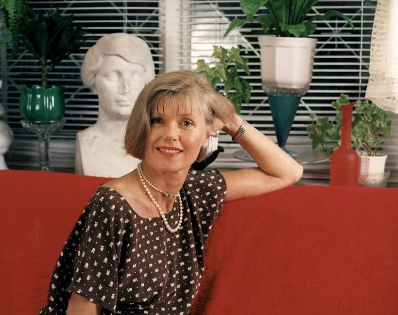Elżbieta Góralczyk, Warszawa, 09.1997