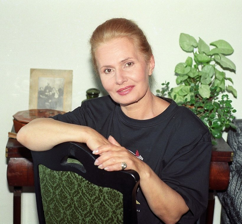 Elżbieta Sommer - kultowe prezenterki PRL - co się z nimi stało?