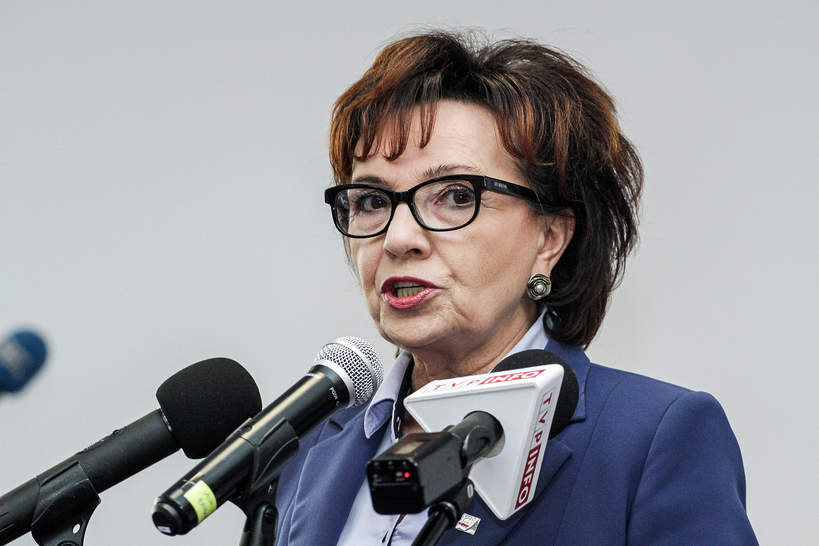 Elżbieta Witek, Marszałek Sejmu, 25.06.2020