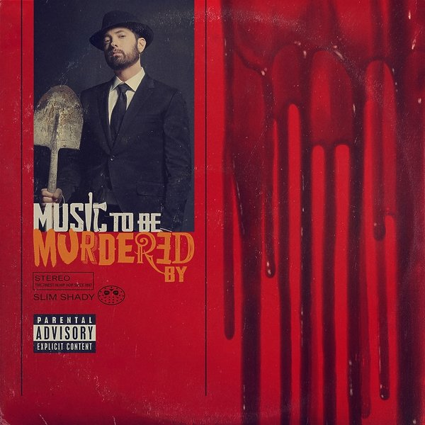 Eminem, Music To Be Murdered By