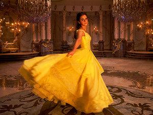Emma Watson, Piękna i Bestia, Walt Disney