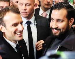 Emmanuel Macron ma romans z ex-ochroniarzem?