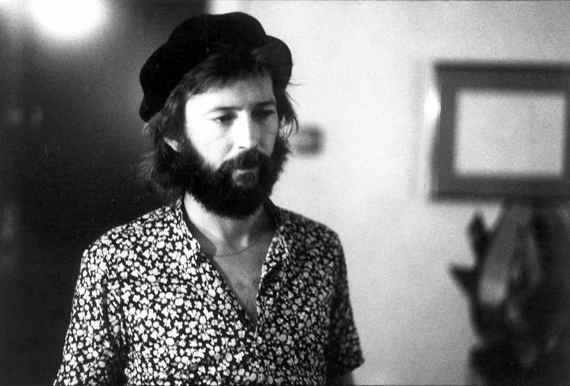 Eric Clapton, Chicago, 1974