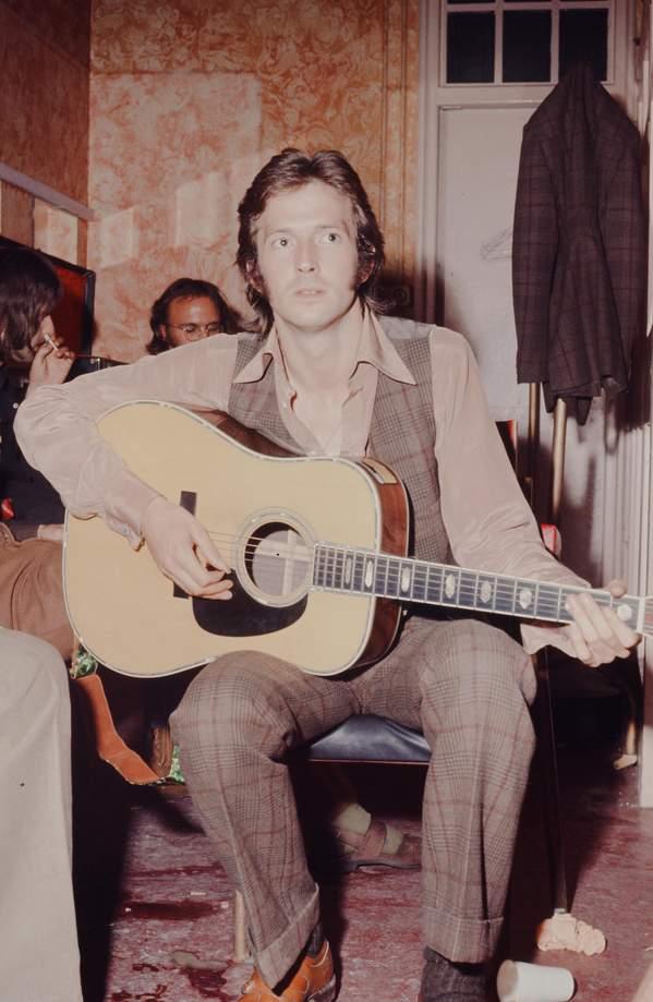Eric Clapton, Londyn, 14.06.1970