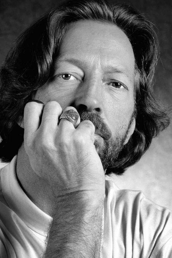 Eric Clapton, Rzym, Włochy, 1989