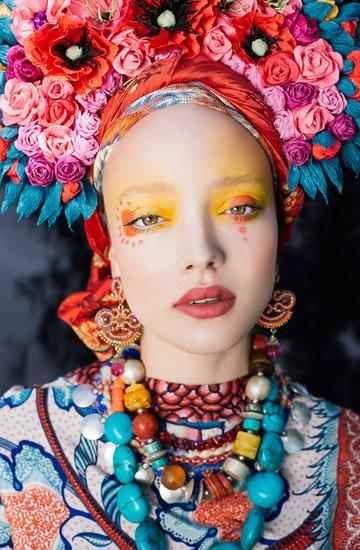 Ethnic Bride