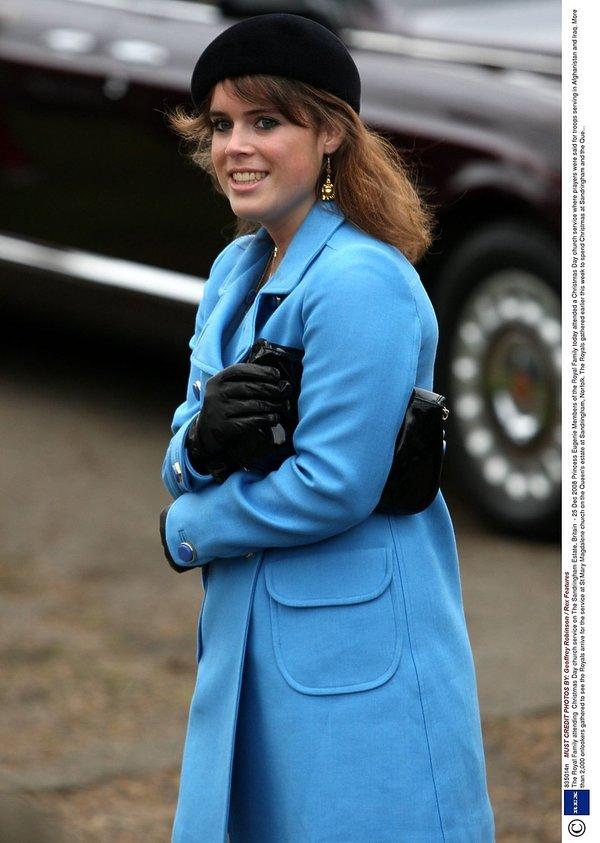 Europejskie księżniczki: księżniczka Eugenia