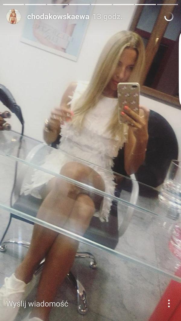 Ewa Chodakowska zmieniła fryzurę, nowa fryzura Chodakowskiej