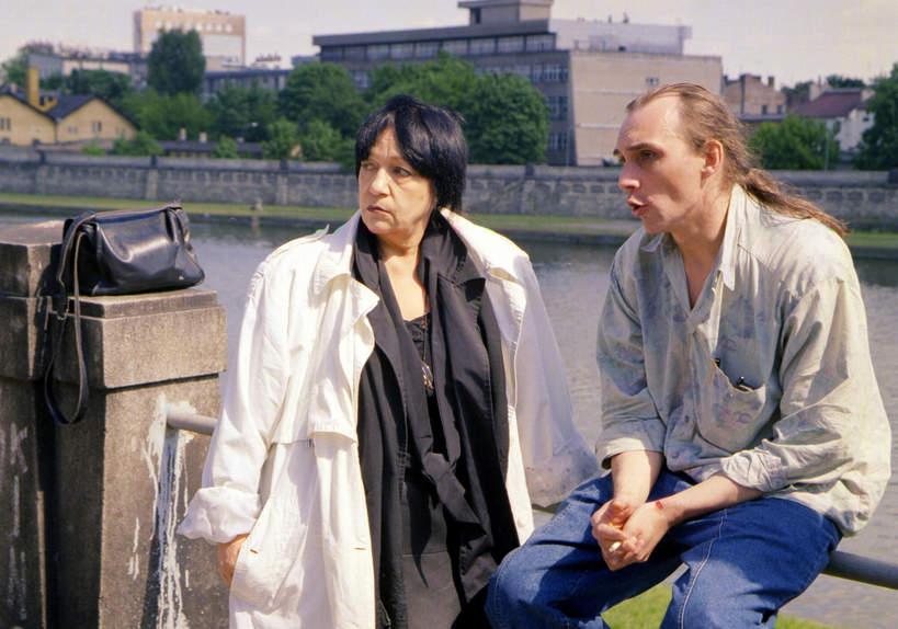 Ewa Demarczyk, Paweł Rynkiewicz, maj 1998