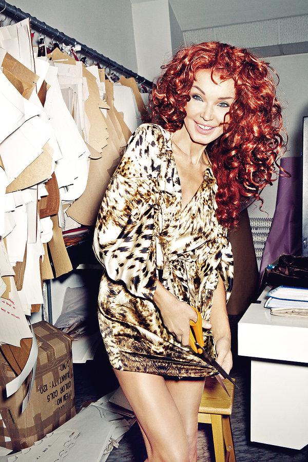 Ewa Minge, Viva! marzec 2011