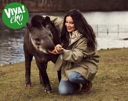 """""""Od dziecka byłam zaprawiona w bojach"""", mówi Ewa Zgrabczyńska, dyrektor poznańskiego zoo"""