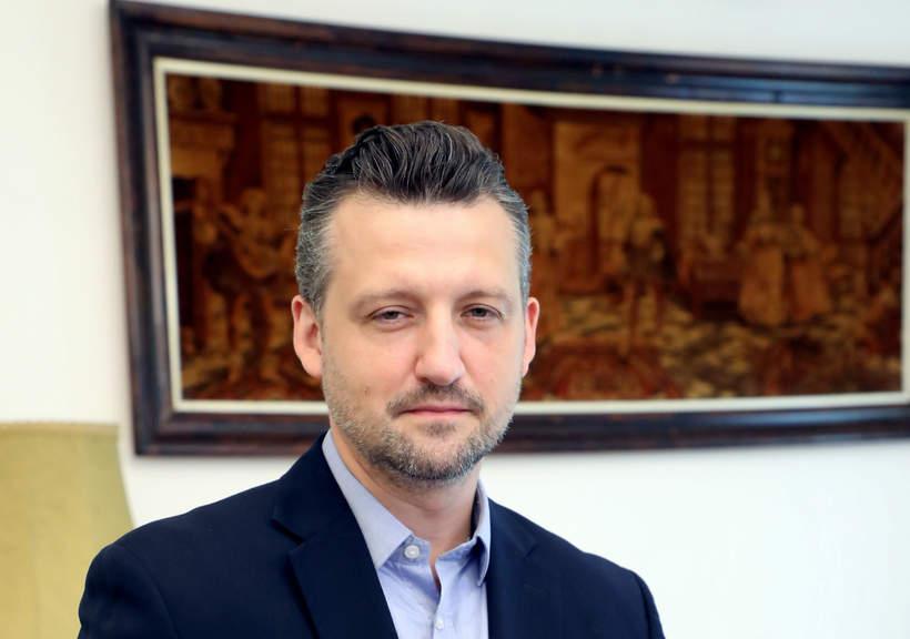 Filip Frąckowiak, syn Haliny Frąckowiak i Józefa Szaniawskiego, Warszawa, 10.07.2020 rok