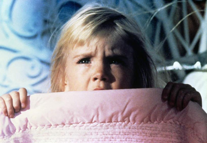 Film Duch, POLTERGEIST, 1982 rok