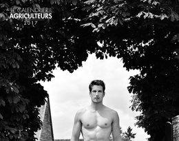Francuscy rolnicy, Fred Goudon, kalendarz 2017, Le Calendrier des agriculteurs 2017
