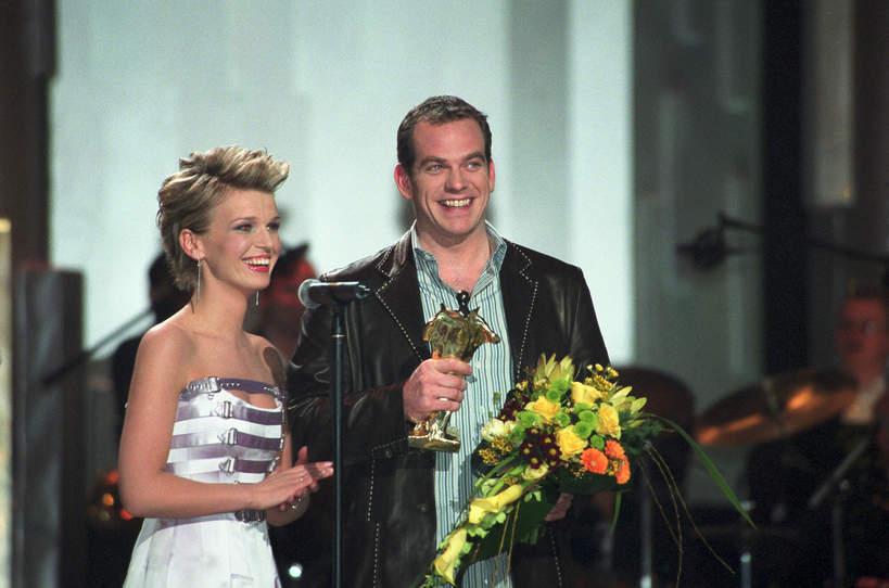 Garou, Magda Mołek, Wiktory 2002, 01.03.2003 rok