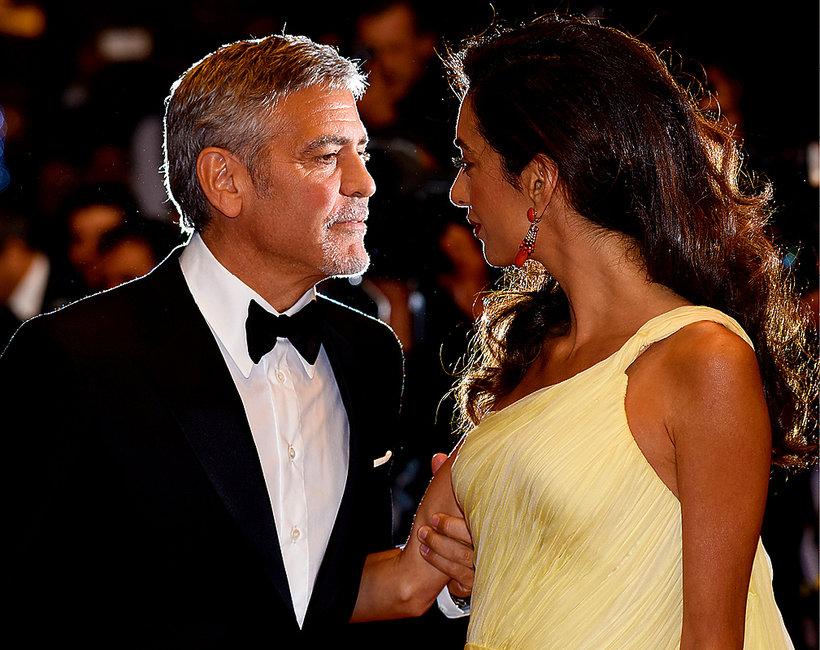 George Clooney i Amal Clooney przechodzą kryzys małżeński?! Nie widzieli się 90 dni