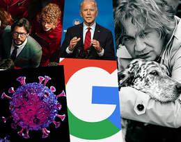 """Tego Polacy najczęściej szukali w Google w 2020 roku! Joe Biden, """"Dom z papieru"""", koronawirus i..."""