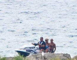 Gorące wakacje Brigitte i Emmanuela Macronów