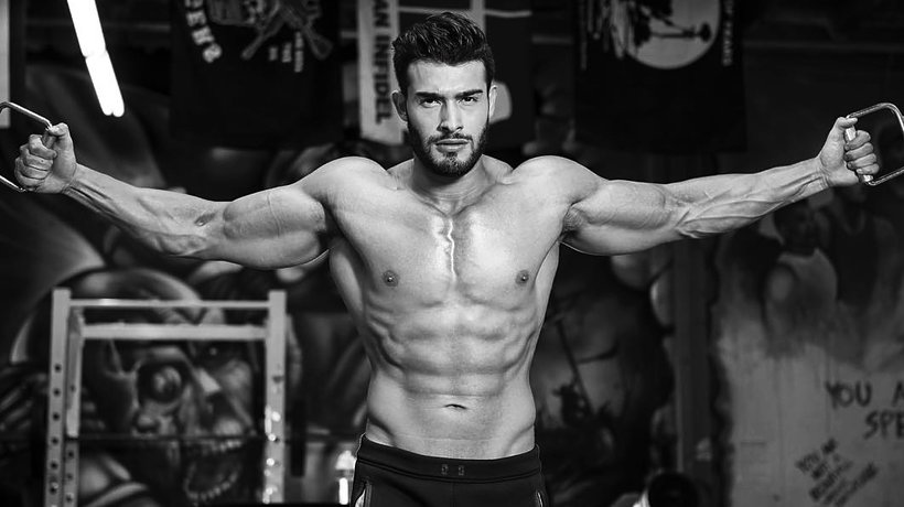 Gorący facet Britney Spears, Sam Asghari. Kim jest, co robi?
