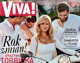 Grażyna Torbicka, VIVA! wrzesień 2016