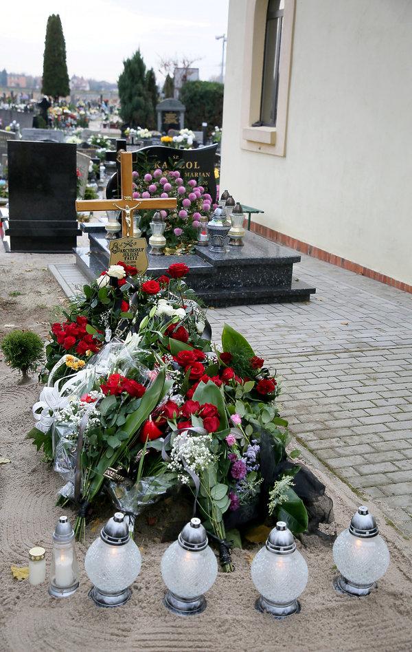 Grób arcybiskupa Julisza Paetza na cmentarzu św. Antoniego na poznańskiej Starołęce