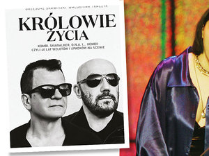 Grzegorz Skawiński o Agnieszce Chylińskiej i karierze w ONA