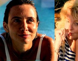 Gwiazdy bez makijażu, Kinga Rusin, Magda Gessler