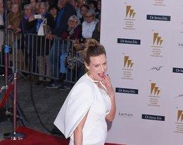 Gwiazdy na zakończeniu festiwalu w Gdyni: Magdalena Boczarska z ciążowym brzuszkiem