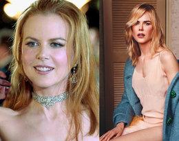 Gwiazdy po 50-tce, metamorfoza Nicole Kidman