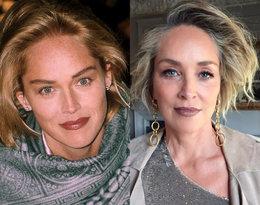 Gwiazdy po 50-tce, Sharon Stone, metamorfoza