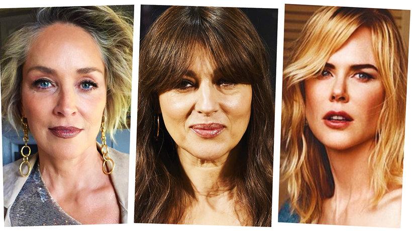 Gwiazdy po 50-tce, Monica Bellucci, Sharon Stone, Sandra Bullock, Nicole Kidman