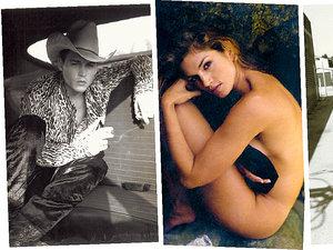 gwiazdy z albumu Polaroids