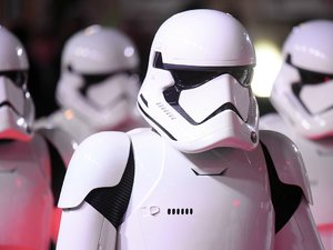 Gwiezdne wojny: Ostatni Jedi, książę William i książę Harry