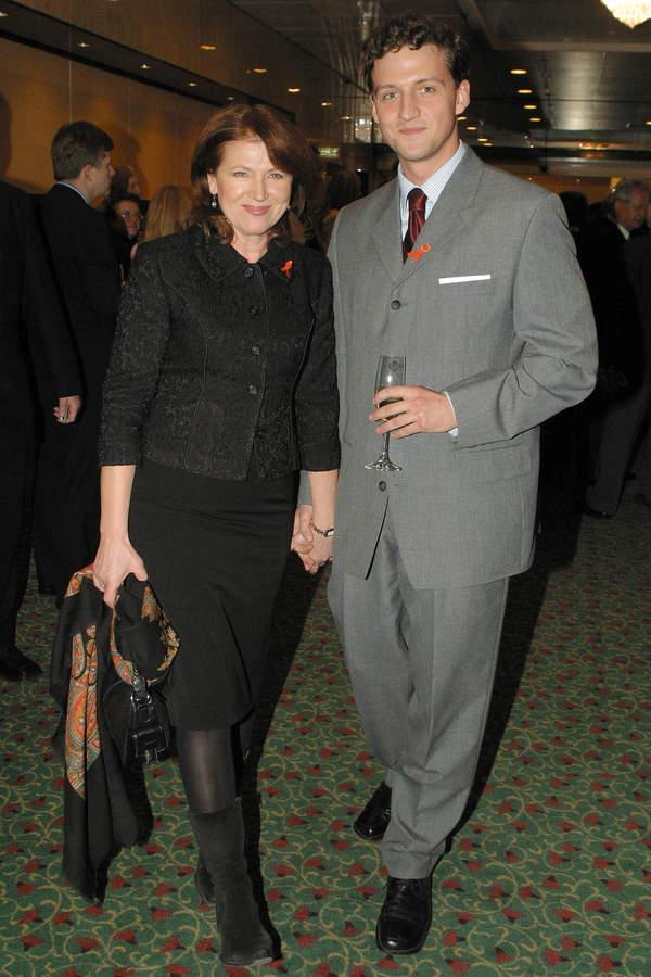 Halina Frąckowiak, Filip Frąckowiak, Warszawa, Człowiek Roku 2004, 07.01.2005 rok