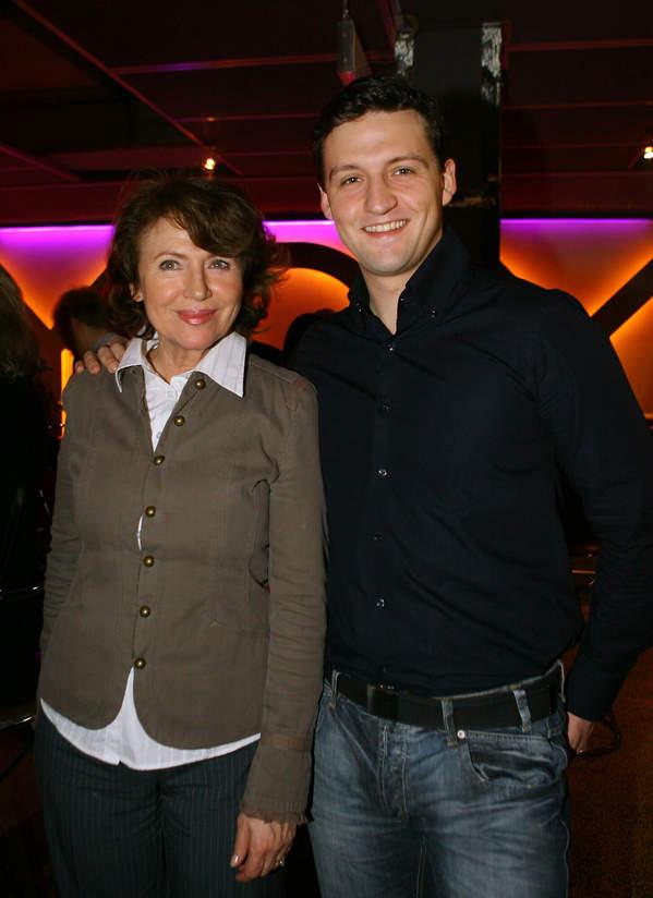 Halina Frąckowiak, Filip Frąckowiak, Warszawa, klub Hybrydy, 20.11.2007 rok