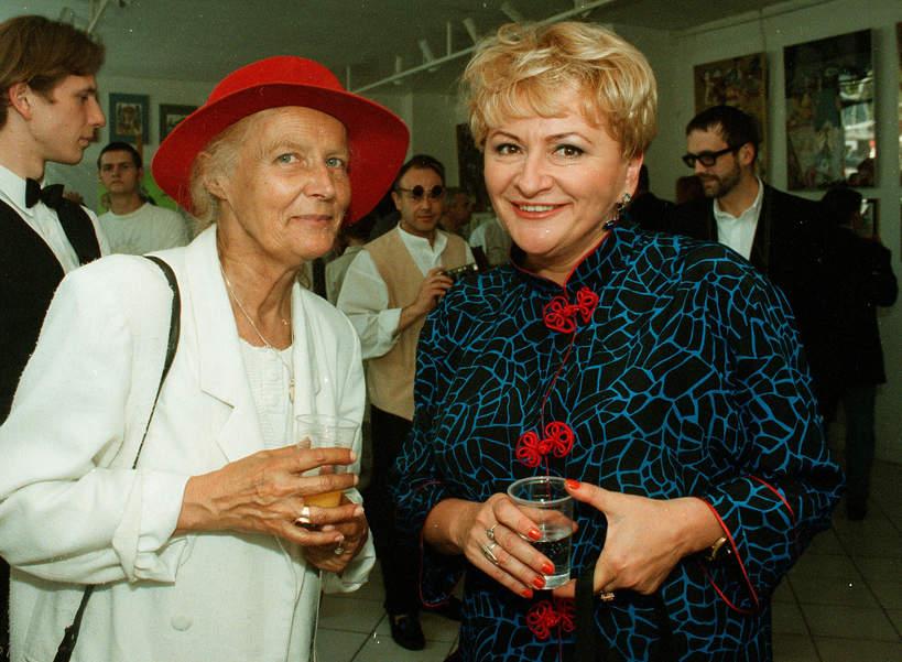 Hanna Bakuła, Agnieszka Osiecka, 03.06.1996 rok
