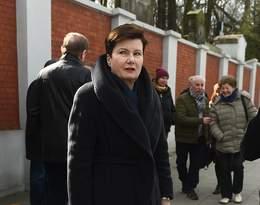 Hanna Gronkiewicz-Waltz, pogrzeb Wojciecha Młynarskiego, Wojciech Młynarski