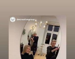 Hanna Lis radykalnie zmieniła fryzurę. Dziennikarka zdecydowała się na ostre cięcie