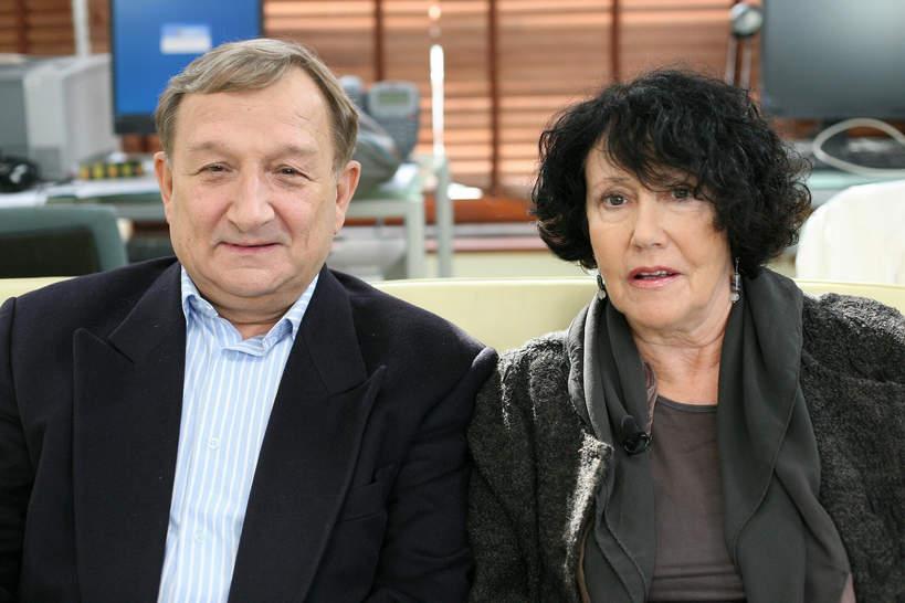 Hanna Stankówna, Kazimierz Kaczor, Dzień Dobry TVN, 18.09.2010