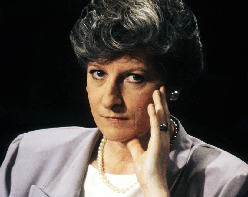 Hanna Suchocka, 30.11.1991