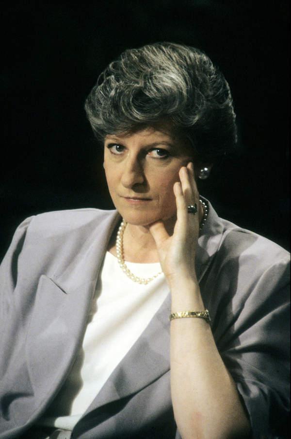 Hanna Suchocka, 30.11.1991, Warszawa