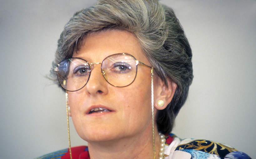 Hanna Suchocka, Warszawa, 1992