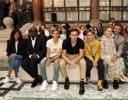 Harper Beckham, Victoria Beckham, Anna Wintour, Beckhamowie