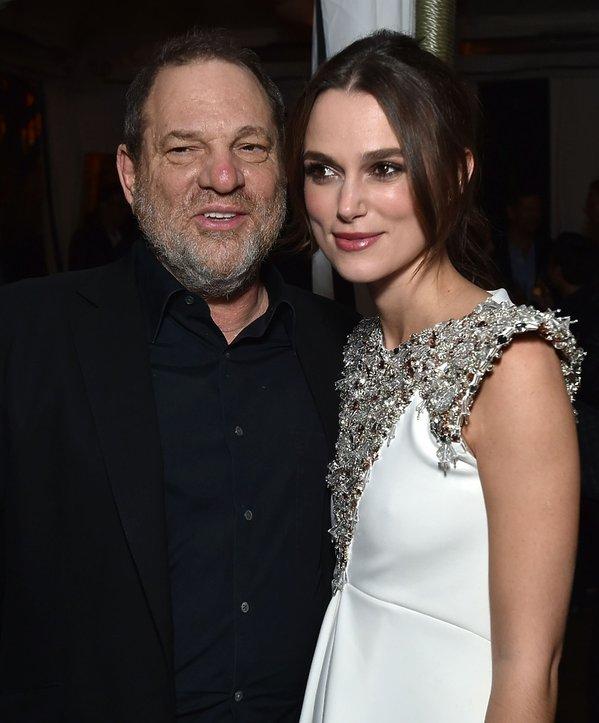 Harvey Weinstein, molestowanie w Hollywood